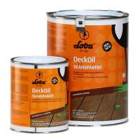 LOBASOL DeckOil Transparent 2,5 Liter