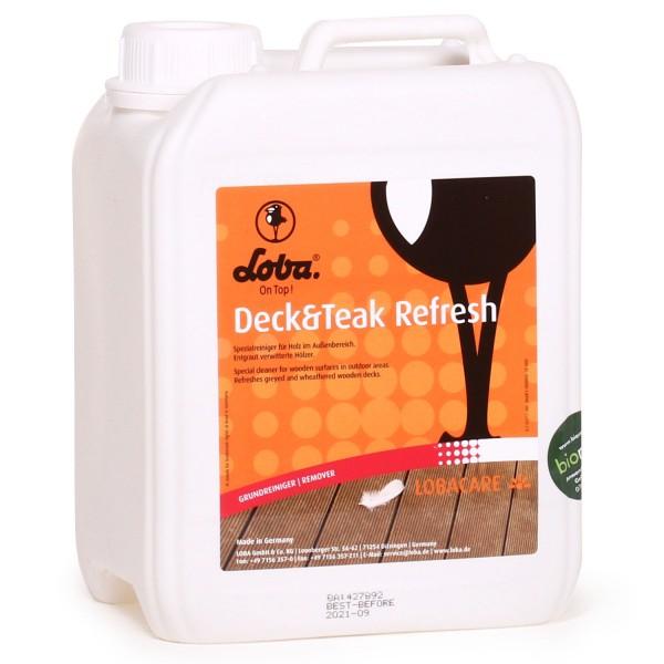 Lobasol Deck&Teak Refresh 2,5L